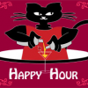 Thumbnail image for Happy Hour – Entire Bar Half Price